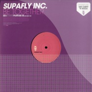 Front View : Supafly Inc. - BE TOGETHER - Vendetta / venmx958