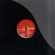 Front View : Alex Sander - BERLINA EP - Aspekt Records / Aspekt012