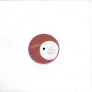 Front View : Sandro Schaeufler - Luett Matten ep - Sinusoid Records / sin003