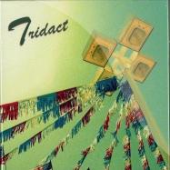 Front View : Tridact - THE ALBUM (CD) - Internasjonal / intcd002