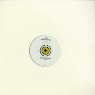 Front View : Emmanuel Top - LE SOUS-SOL (BLACK VINYL) - Planete Rouge / PLR1201_black