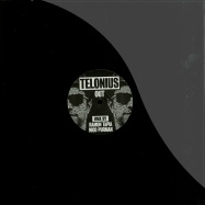 Front View : Telonius - OUT (RAMON TAPIA, NICO PURMAN RMXS) - Gomma Dance Tracks / gommadt042