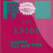Front View : The Knife - SHAKING THE HABITUAL (2CD DELUXE SET) - Rabid / BRILLCD117