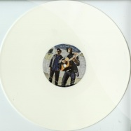 Front View : Life On Planets - A PUBLIC AFFAIR (WHITE COLOURED VINYL) - Double Standard US / DS16