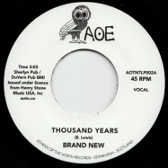 THOUSAND YEARS ( 7 INCH)