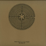 Front View : Daniel Bortz & Marcus Worgull - DRY MOUTH EP - Exit Strategy / ST007