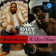 Front View : Outkast - SPEAKERBOXX / THE LOVE BELOW (180G 4X12 LP) - Sony Music / 88985392121