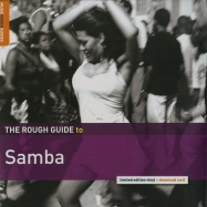 Front View : Various Artists - THE ROUGH GUIDE TO SAMBA (LTD LP + MP3) - Rough Guides / RGNET1289LP / 7523301