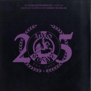 Front View : Various Artists - 25 YEARS OF MADHOUSE (2X12 INCH) - Madhouse / KCT1177