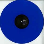 Front View : Ghost In The Machine - SAUSAGE OF UNITY EP (BLUE VINYL + MP3) - Genosha Basic / GBASIC005