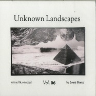 Front View : Lewis Fautzi - UNKNOWN LANDSCAPES VOL. 6 (CD) - PoleGroup / POLEGROUP053CD
