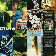Front View : Chris Bowden - TIME CAPSULE (180G 2LP + MP3) - Soul Jazz Records / SJRLP410