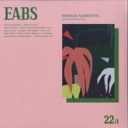 Front View : EABS & Tenderlonious - KRAKSA / SVANTETIC (LTD LP) - 22a / 05170781