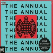 Front View : Various Artists - THE ANNUAL 2019 (2XCD) - Ministry of Sound / MOSCD527
