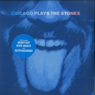 Front View : Various Artists - CHICAGO PLAYS THE STONES (2LP) - Chicago Blues Experience / CBE1701LP / 8708265