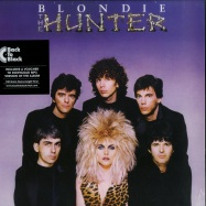 Front View : Blondie - THE HUNTER (180G LP + MP3) - Capitol / 5355037