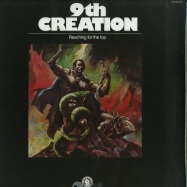 Front View : 9th Creation - REACHING FOR THE TOP (LP) - Past Due Records  / PASTDUELP06