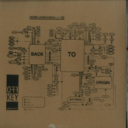 Front View : Matt O Brien - BACK TO THE ORIGIN - Off-Key Industries / OK008