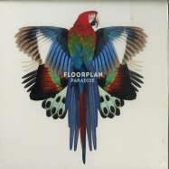 Front View : Floorplan Aka Robert Hood - PARADISE (CD) - M-Plant / mpm16cd