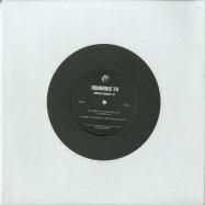 Front View : Aquarius TX - MONICA GROOVE EP (FEAT. DJ NORMAL 4 REMIX) - Echovolt / EVR032