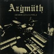 Front View : Azymuth - DEMOS (1973-75) VOL. 2 (180G LP + MP3) - Far Out Recordings / FARO210LP2