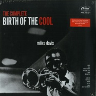 Front View : Miles Davis - THE COMPLETE BIRTH OF THE COOL (2LP) - Blue Note / 7727640
