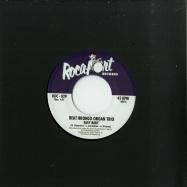 Front View : Beat Bronco Organ Trio - EASY BABY / GERIATRIC DANCE (7 INCH) - Rocafort  / ROC029