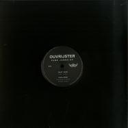 Front View : Ouvrijster - Fane Jonda EP - Dievegge Recordings / DIEV001
