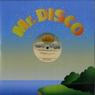 Front View : International Music System - RUN AWAY (BLACK VINYL) - Mr Disc Organization / MD31806