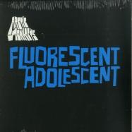 Front View : Arctic Monkeys - FLUORESCENT ADOLESCENT (LTD 7 INCH + MP3) - Domino Records / RUG261