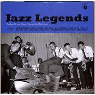 Front View : Various Artists - JAZZ LEGENDS BOX (3LP BOX + POSTER) - Wagram / 3369336 / 05179731