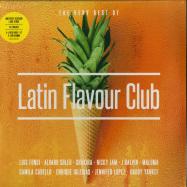 Front View : Various Artists - LATIN FLAVOUR CLUB (LTD 4LP) - Polystar / 5383663