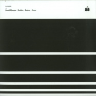 Front View : Sunil Sharpe / Endlec / Sedvs / Jerm - V/A - Analogue / ANA009