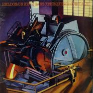 Front View : Heldon - UN REVE SANS CONSEQUENCE SPECIALE (HELDON V) (LP) - Bureau B / BB3292 / 05182681