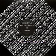 Front View : Fede LNG & Mojeaux - OSIRIS EP! - Housewax / HOUSEWAXLTD020