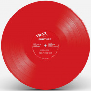 Front View : Phuture - ACID TRACKS (RED VINYL) - Trax Records / TX142RED