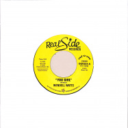 Front View : Wendell Watts - YOU GIRL / KISS A GOOD THING GOODBYE ( 7INCH) - Outta Sight / OSV204