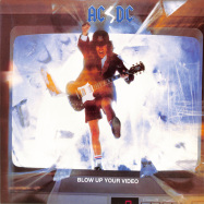 Front View : AC/DC - BLOW UP YOUR VIDEO (LP) - Sony Music / E80212