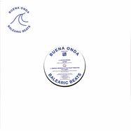 Front View : Various Artists - BUENA ONDA - BALEARIC BEATS (VINYL SAMPLER) - Hell Yeah / HYR7223