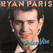 Front View : Ryan Paris - DOLCE VITA (colored 7 Inch SINGLE) - Zyx Music / ZYX 1104-7