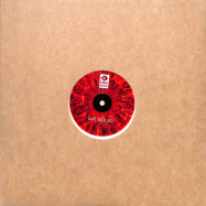 Front View : Ruffneck Prime / Ad Nauseam / Jack Wax - RED EYE EP (WHITE VINYL) - Zodiak Commune Records / ZC023