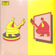 Front View : DJ Seinfeld - MIRRORS (2LP+MP3) - Ninja Tune / ZEN274