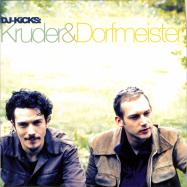 Front View : Kruder & Dorfmeister - DJ-KICKS (LP, VINYL 1) - !K7 Records / K7046LP / 05105101