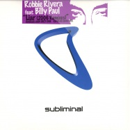 Front View : Robbie Rivera feat. Billy Paul - LIAR REMIX - Subliminal / SUB163
