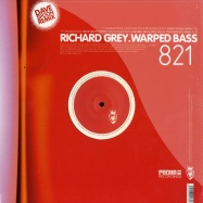 Front View : Richard Grey - WARPED BASS - DAVE SPOON REMIX - Vendetta / venmx821