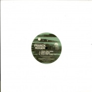 Front View : Franck Roger - YEAH PRETORIA - Earthrumental Music / EM07