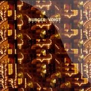 Front View : Burger / Voigt - ROTER PLATZ - Kompakt 176