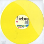 Front View : Francisco Allendes - FIEBRE AMARILLA EP (COLOURED VINYL) - Andes Music / Andes06