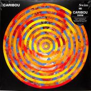 Front View : Caribou - SWIM (180g 2LP + MP3) - City Slang / Slang9550055
