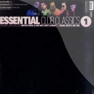 Front View : Julien Jabre / Hysteric Ego / Chubby Chunks - ESSENTIAL CLUB CLASSICS 1 - Mostiko / 23232346